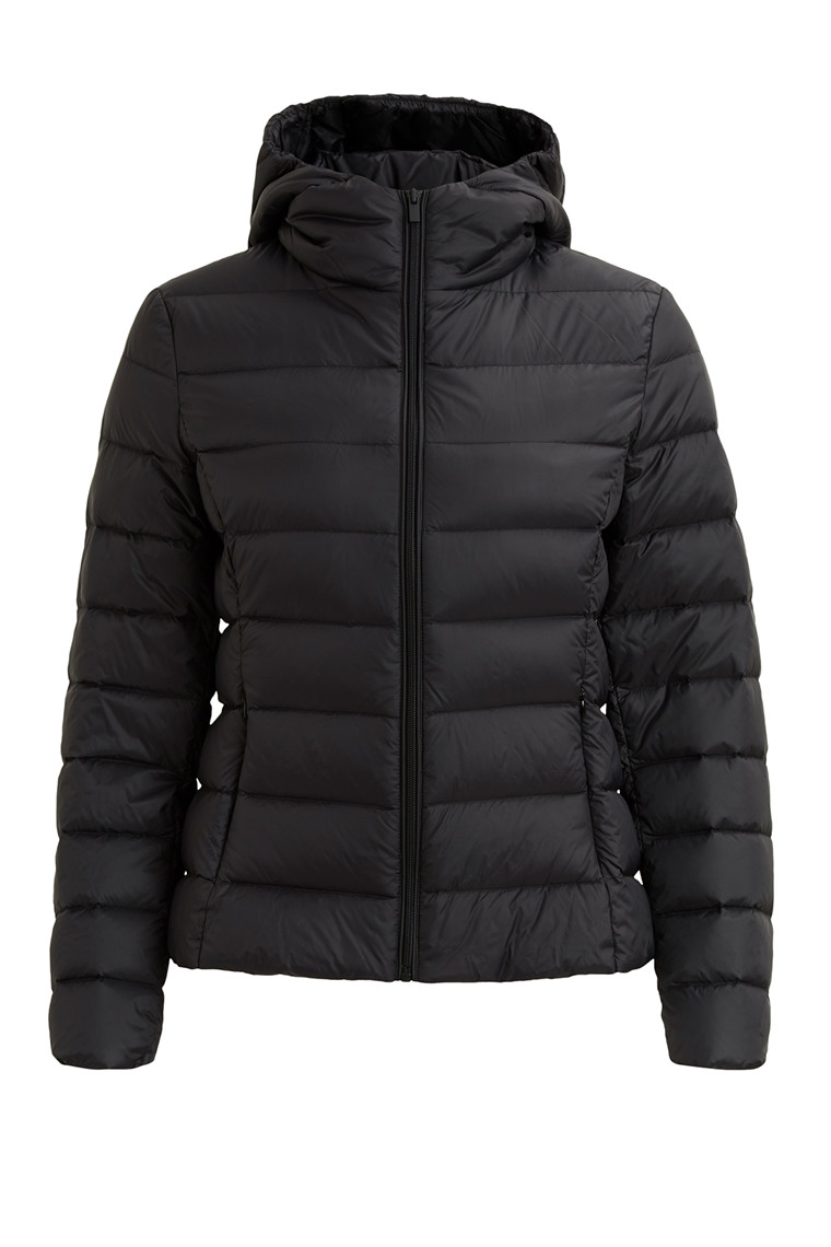 VILA Manya light down short jacket