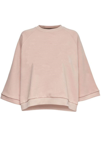 ONLY onlClair 3/4 plain sweat