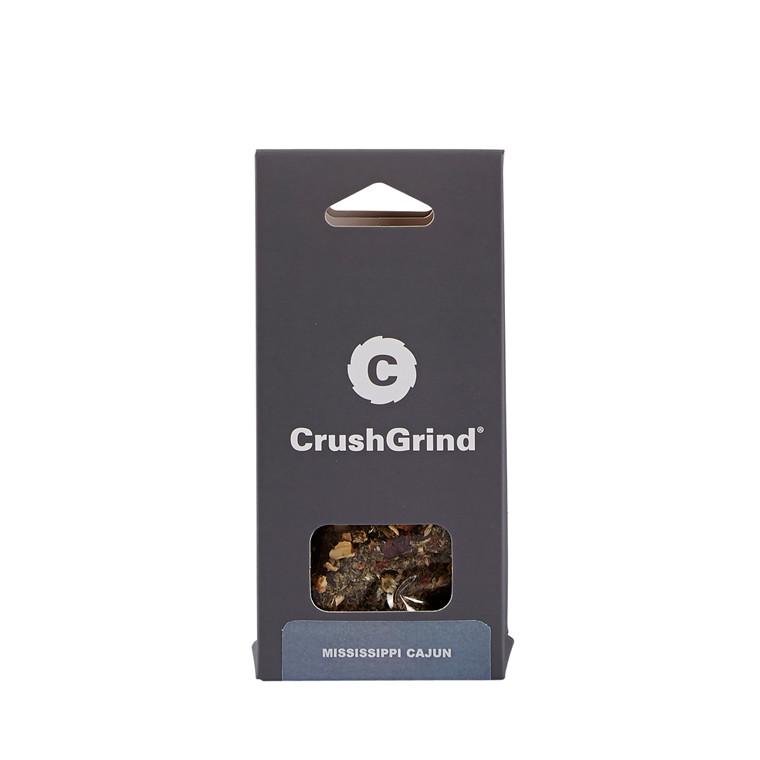 CrushGrind Krydderi 'Mississippi Cajun' til kværn