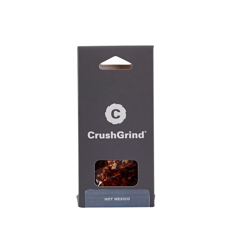CrushGrind Krydderi 'Hot Mexico' til kværn