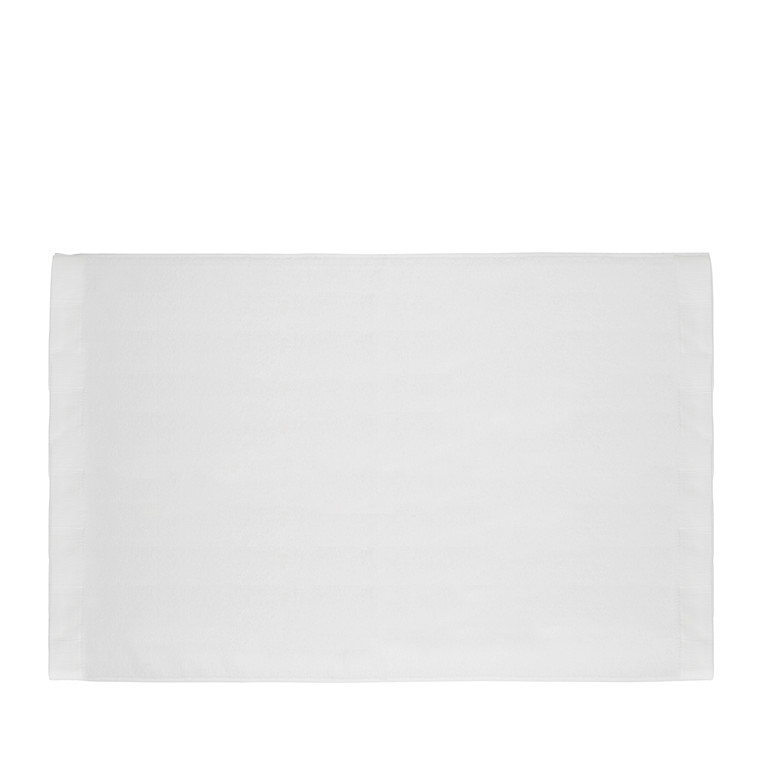 Zone Confetti bademåtte hvid