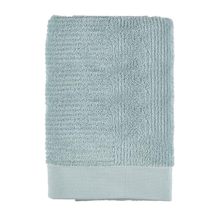 Zone Classic badehåndklæde 70 x 140 cm støvgrøn