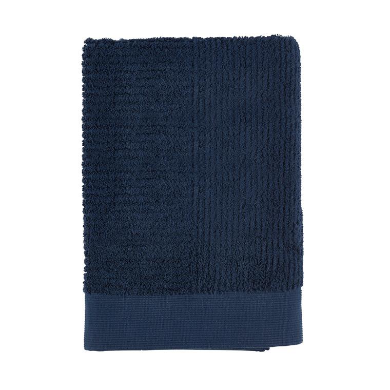 Zone Classic håndklæde 70 x 140 cm mørk blå