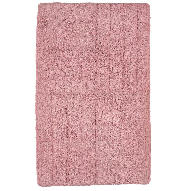 Zone Bademåtte rosa
