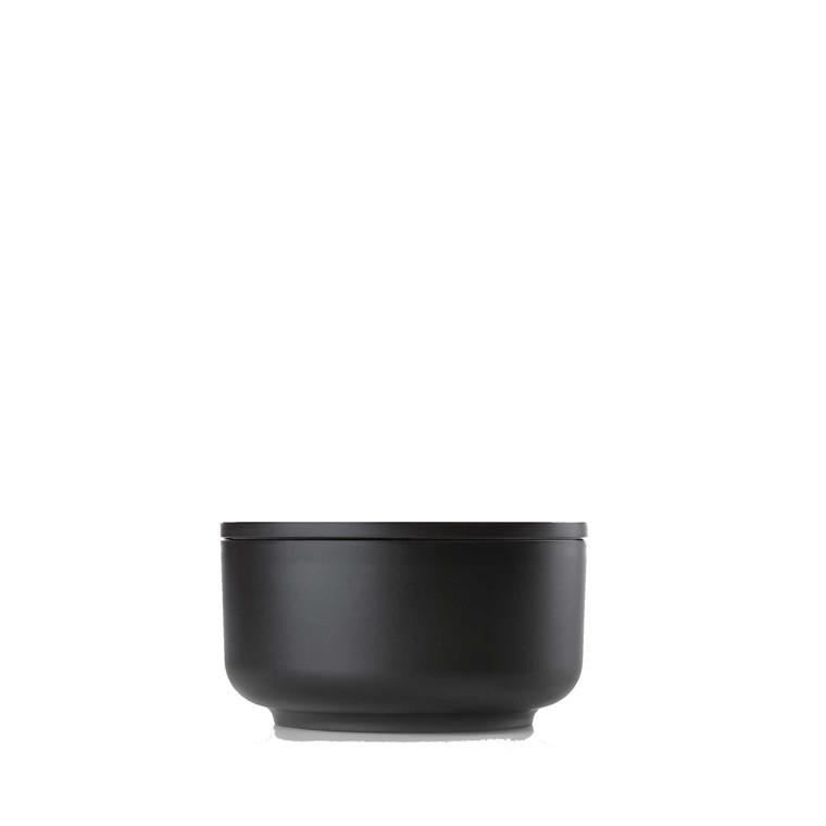 Zone Peili skål melamin 9 cm sort