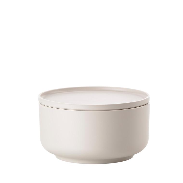 Zone Peili skål melamin 16 cm varm grå