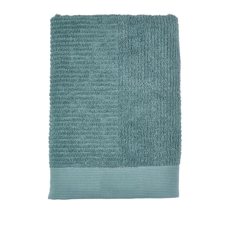 Zone Classic håndklæde 50 x 100 cm petrol grøn