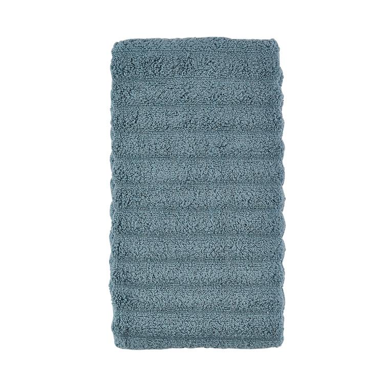 Zone Stk. Petri håndklæde 50 x 100 cm misty blue