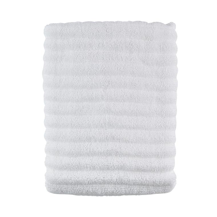 Zone Prime badehåndklæde 70 x 140 cm hvid