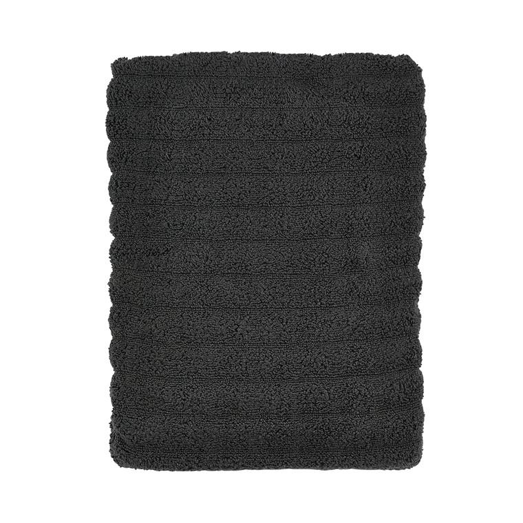 Zone Stk. Petri håndklæde 70 x 140 cm coal grey
