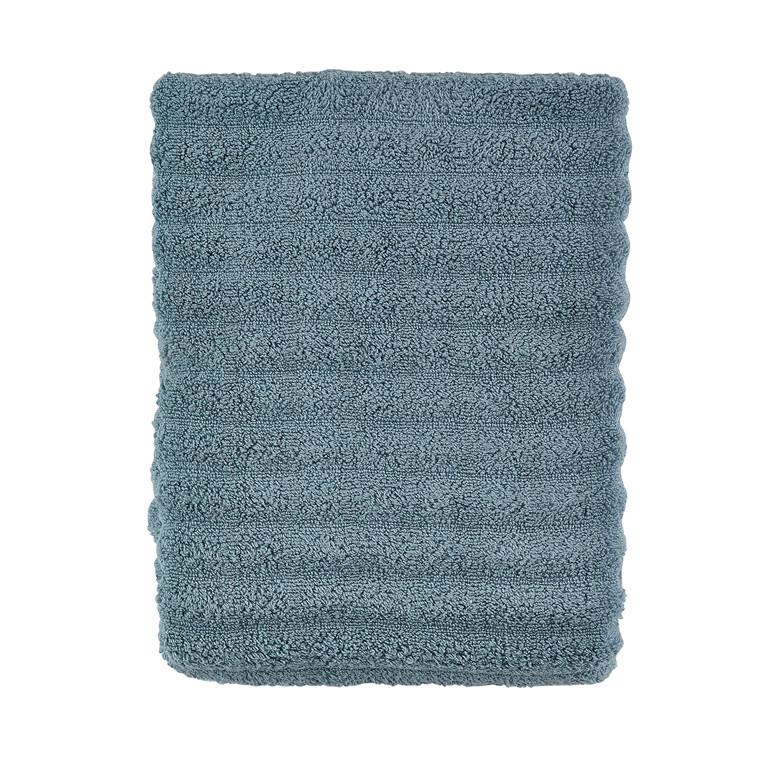 Zone Prime badehåndklæde 70 x 140 cm misty blue