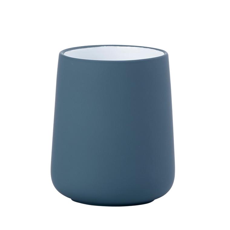 ZONE Nova tandbørstekrus azure blue