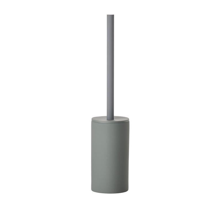 Zone Solo toiletbørste grå