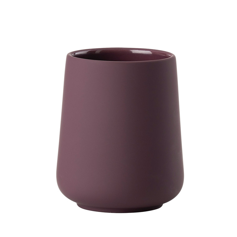 ZONE Nova One tandbørstekrus velvet purple