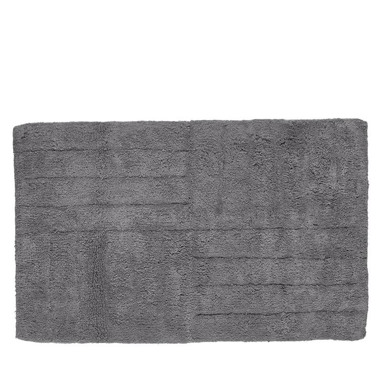 ZONE Bademåtte grå 50 X 80 cm