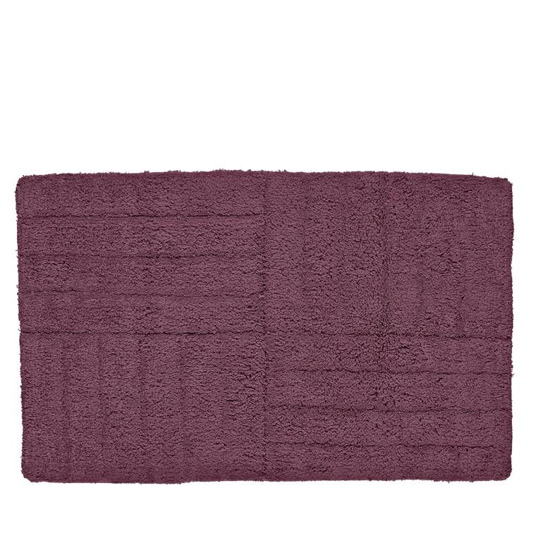 ZONE Bademåtte 50 X 80 cm velvet purple