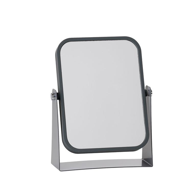 ZONE Bordspejl Grey m. 3 x forstørrelse
