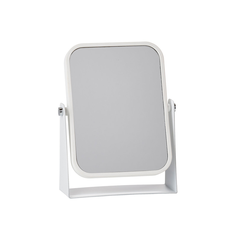 ZONE Bordspejl White m. 3 x forstørrelse