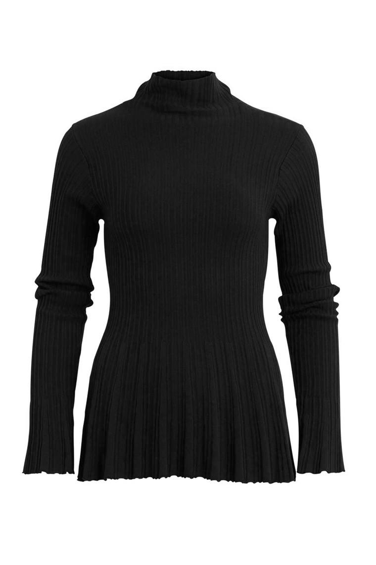 VILA Vinow turtleneck knit top sort