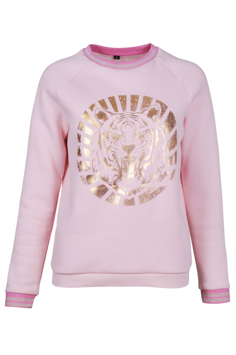 CADDIS FLY Tiger Sweatshirt
