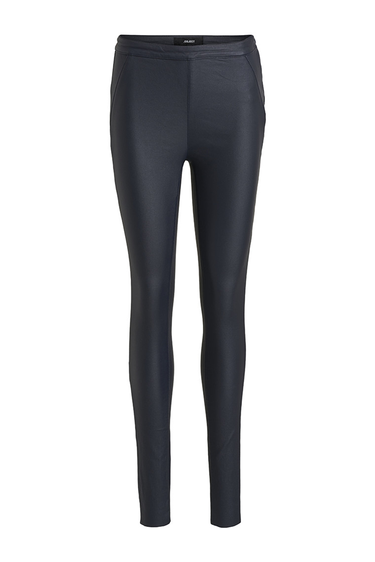 OBJECT Belle coated leggins