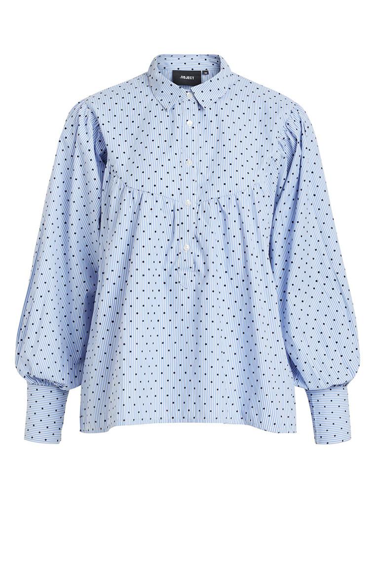 OBJECT Polly skjorte