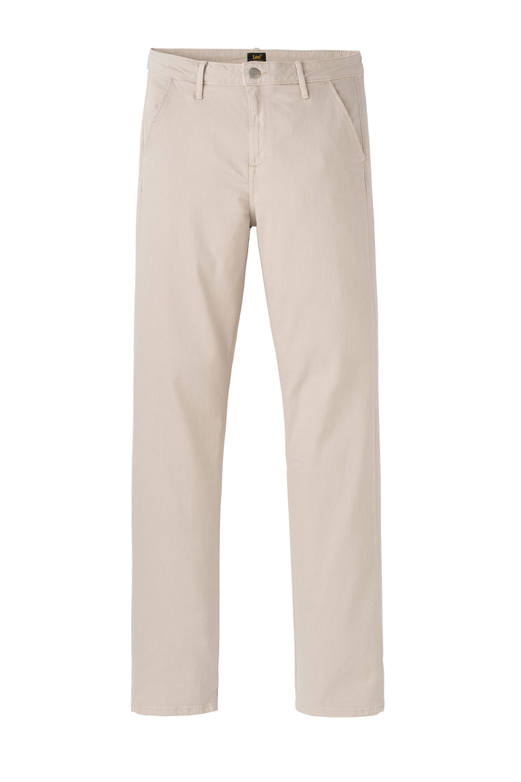 LEE slim chino sand