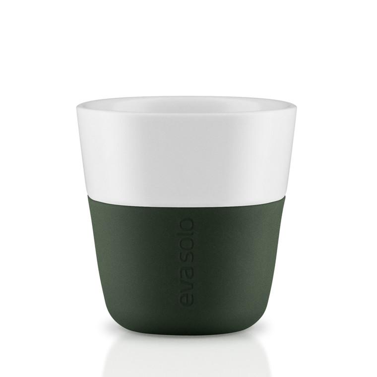 EVA SOLO Espressokrus 2 pak forest green