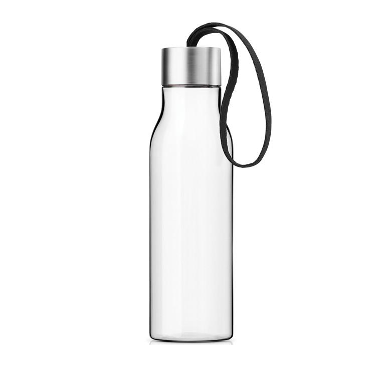 EVA SOLO Drikkeflaske 0,5 l sort