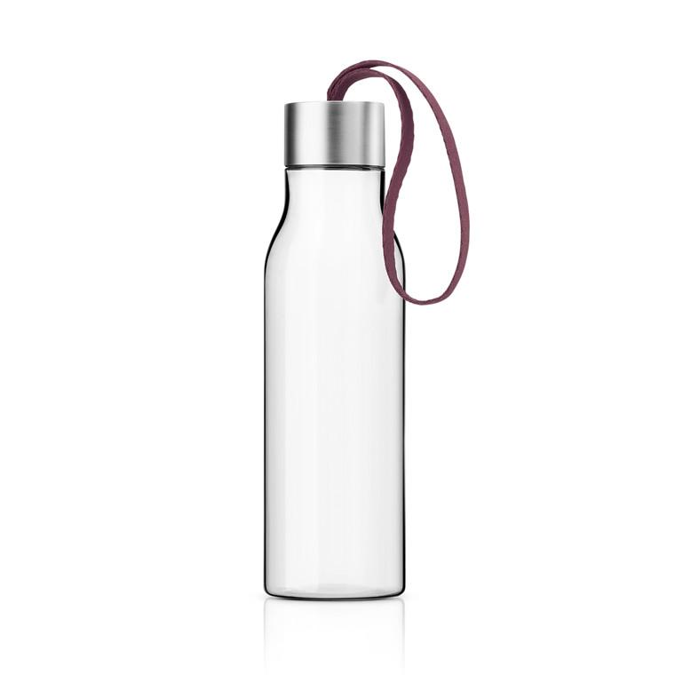 EVA SOLO Drikkeflaske 0,5 l dark burgundy