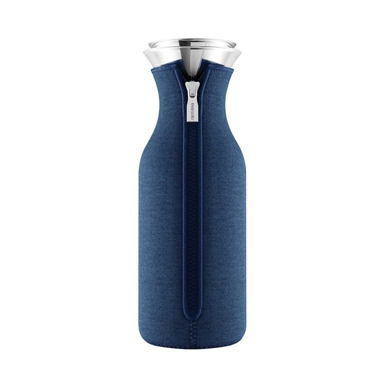 EVA SOLO køleskabskaraffel 1,0l woven navy blue