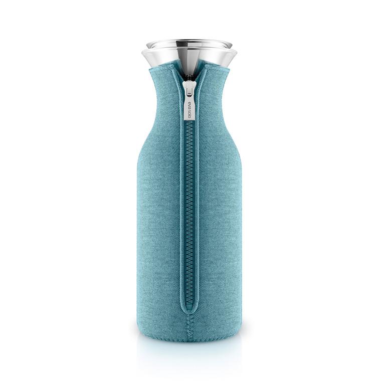 EVA SOLO Køleskabskaraffel 1 l Ablue woven
