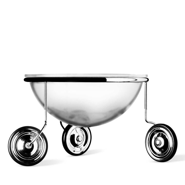 EXCEL 'Fruit On Wheels'-skål frostet