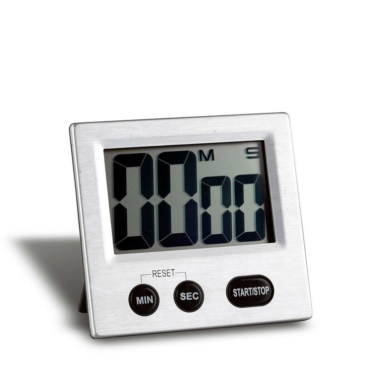 F&H Digitalt minutur med stort display