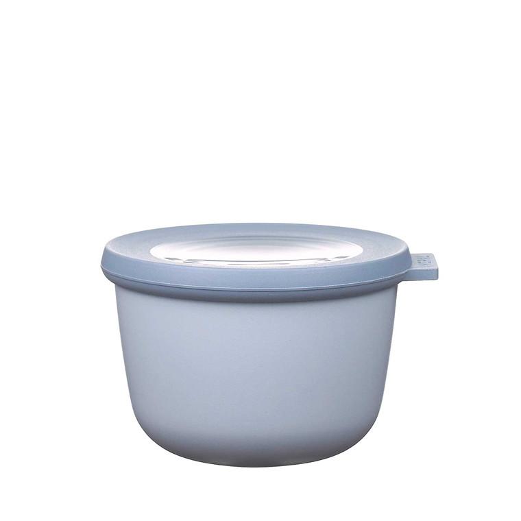 ROSTI Cirqula skål m. låg 500 ml nordic blue