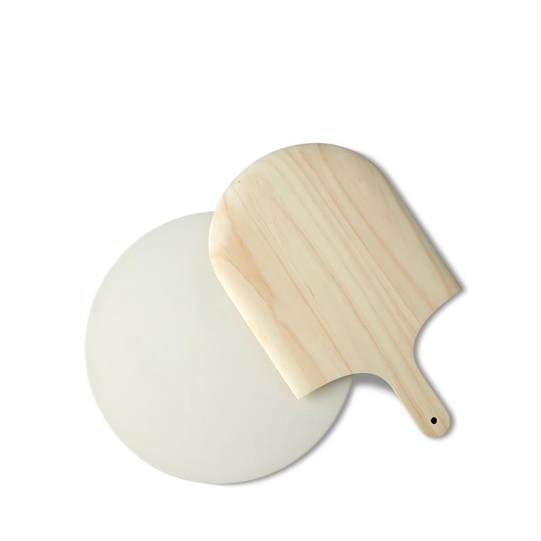 FUNKTION Pizzabagesten m/spade