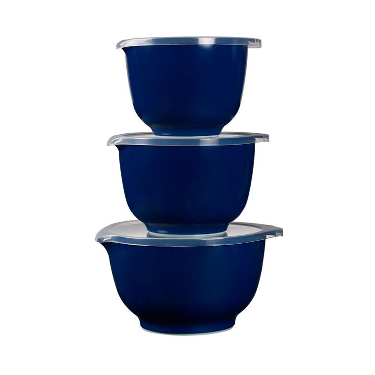 ROSTI Margrethe røreskålesæt 6 dele mørk blå