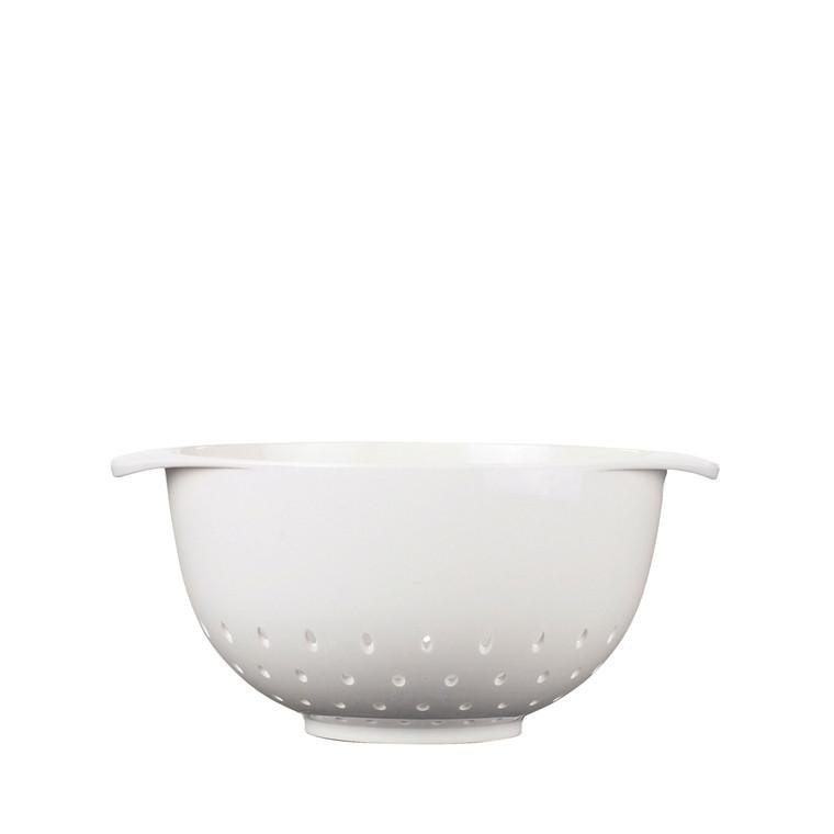 Rosti Mepal dørslag t/ margrethe skål 1,5 L hvid