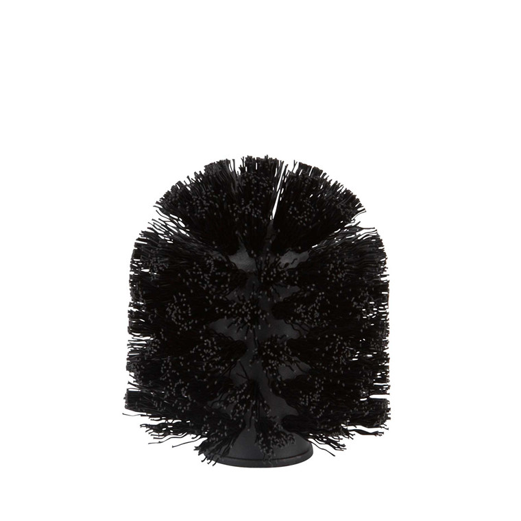 ZONE Soft Toiletbørstehoved black