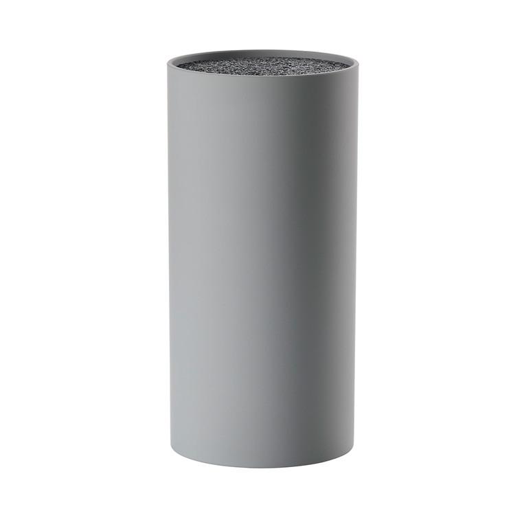 ZONE Confetti Knivblok cool grey