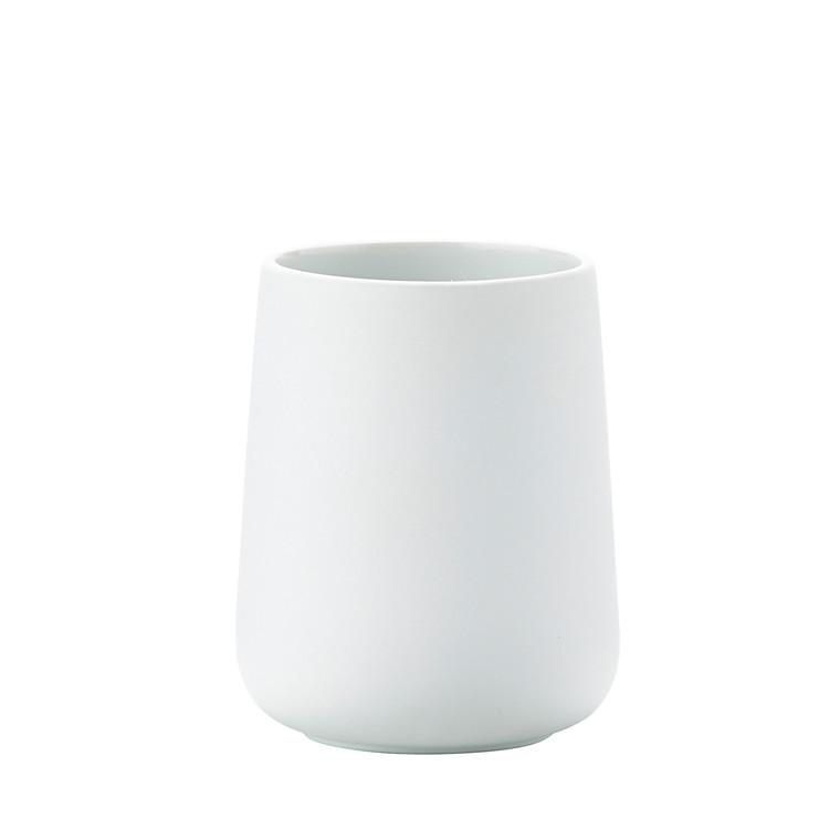 ZONE Nova Tandbørstekrus white