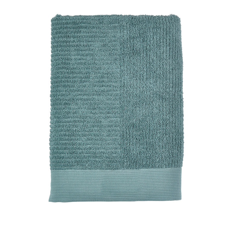 ZONE Classic Badehåndklæde 70x140 petrol green