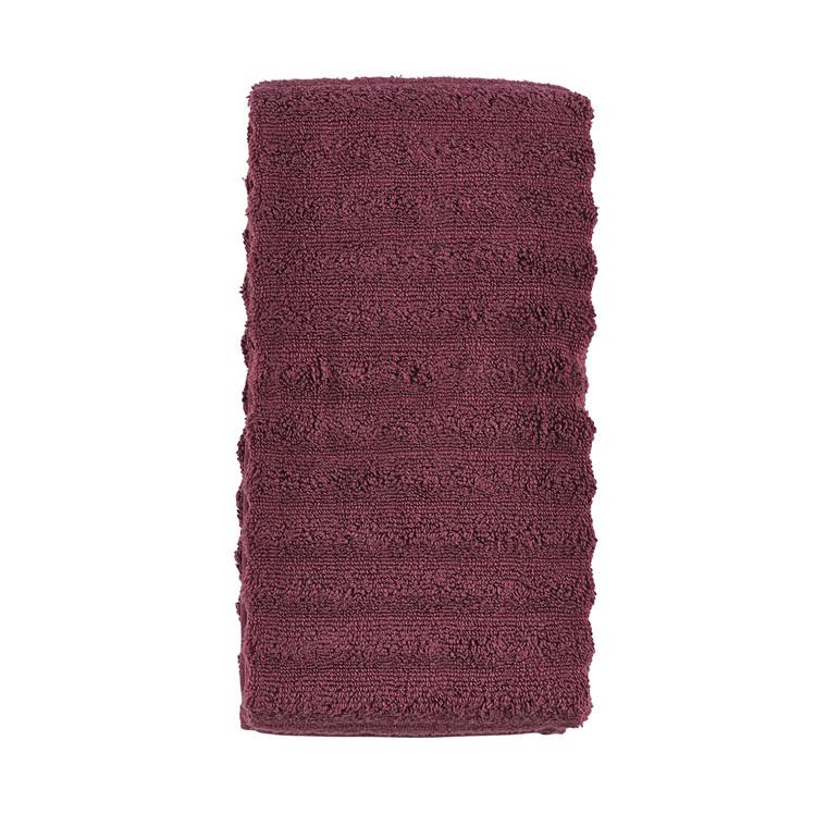 ZONE Prime Håndklæde 50x100 velvet purple