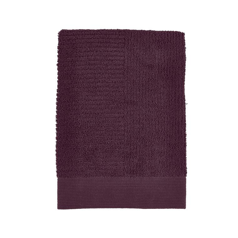 ZONE Classic Badehåndklæde 70x140 velvet purple