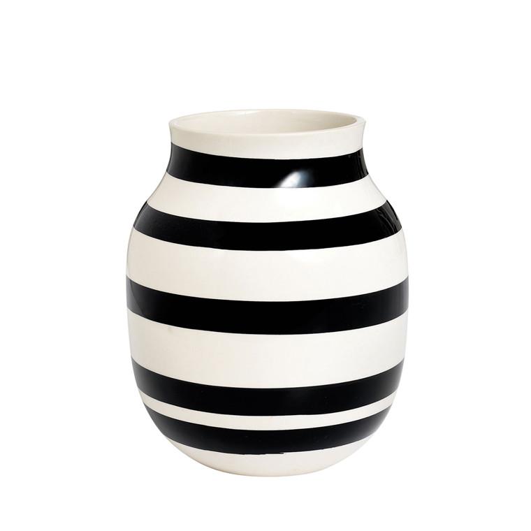 Kähler Omaggio vase sort