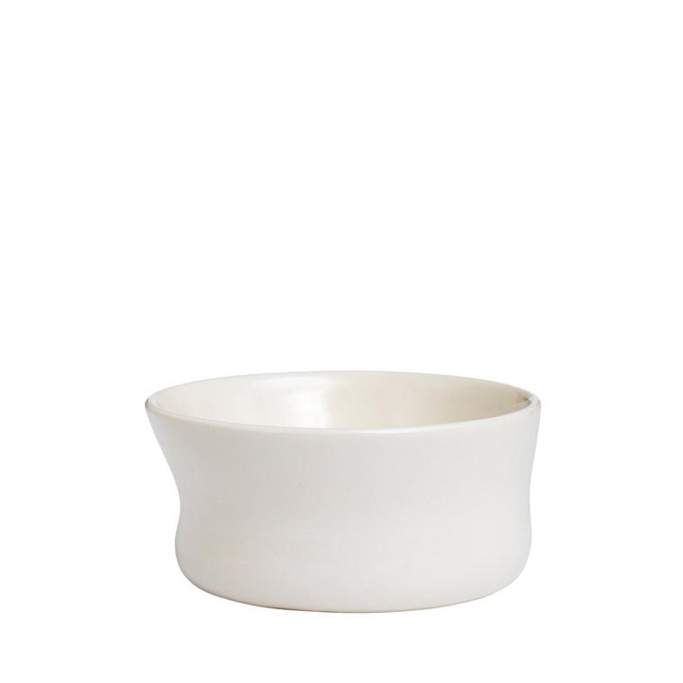 Kähler Mano skål hvid
