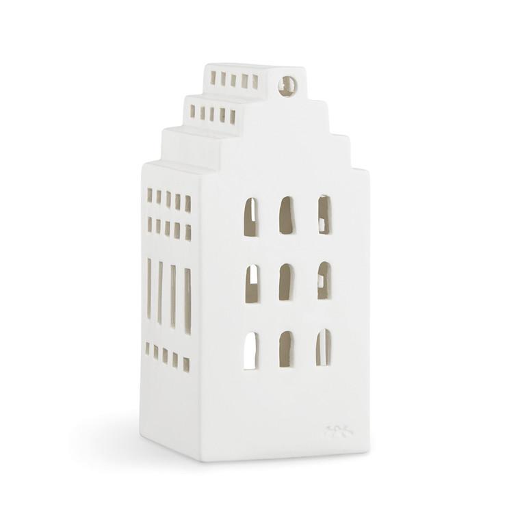 Kähler Urbania Lyshus H17cm Katedral