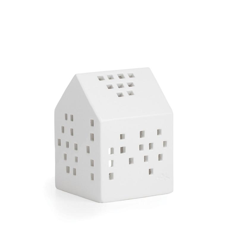 KÄHLER Urbania Klassisk Lyshus H 9,5 cm
