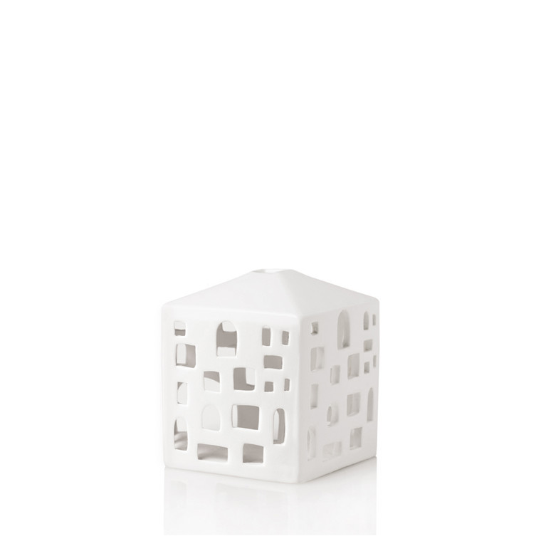 Kähler Urbania Byhus Lyshus H 10,5 cm