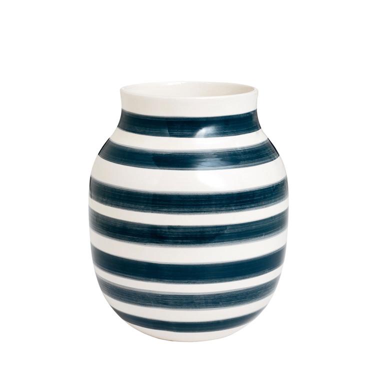 Kähler Omaggio vase grå